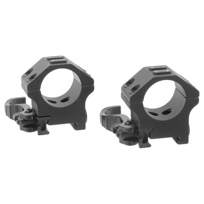 """ERA-TAC Gen 2 Two-Piece Ring Mount Lever 30mm 28mm-1.10"""" High T4003-0013"""