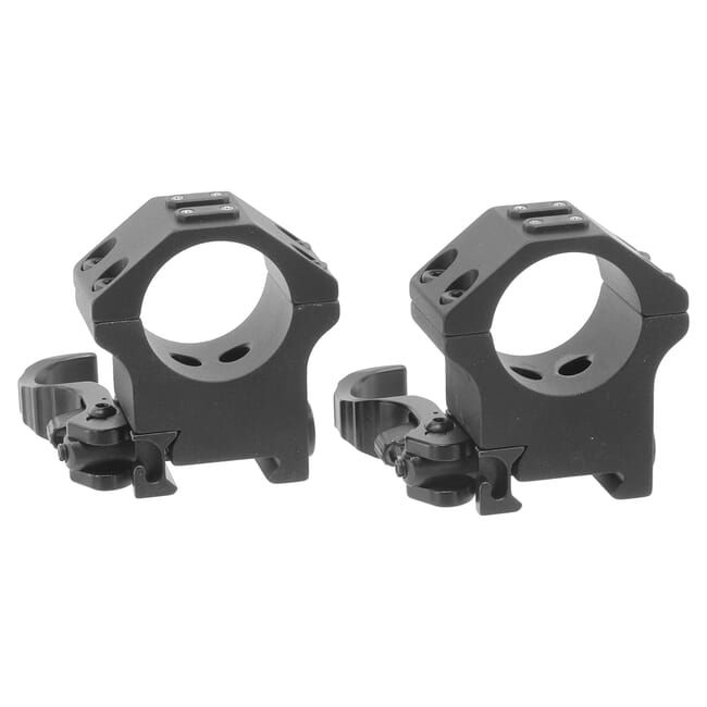 """ERA-TAC Gen 2 Two-Piece Ring Mount Lever 30mm 32mm-1.26"""" High T4003-0017"""