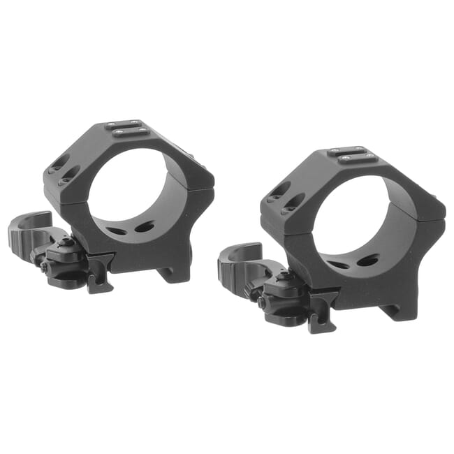 """ERA-TAC Gen 2 Two-Piece Ring Mount Lever 34mm 27mm-1.06"""" High T4004-0010"""