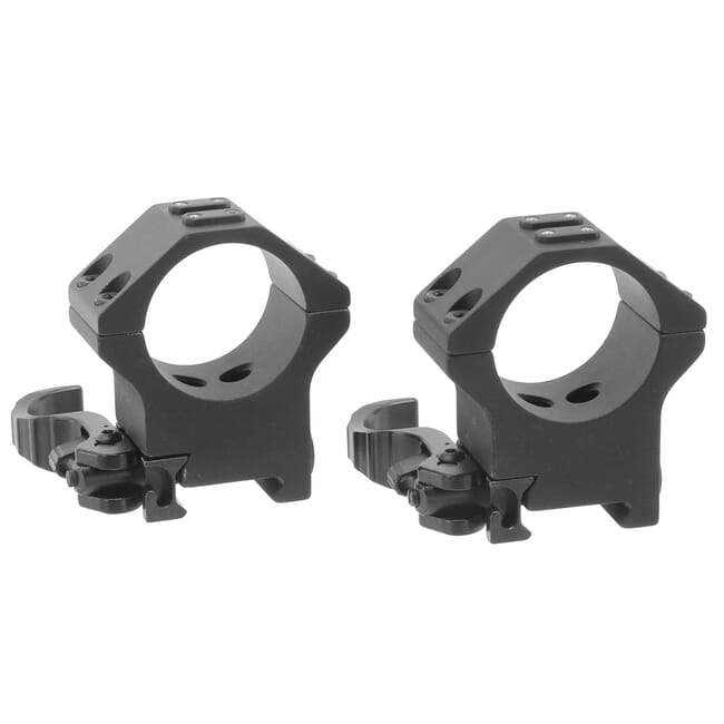 """ERA-TAC Gen 2 Two-Piece Ring Mount Lever 34mm 35mm-1.38"""" High T4004-0018"""
