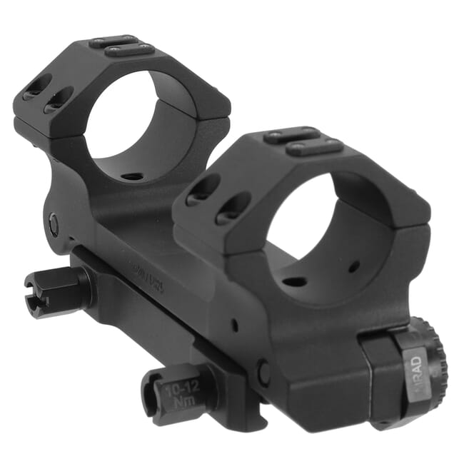 ERA-TAC Gen 2 Adjustable Inclination Mount 30mm/Height 25mm/Nuts 0-20 MRAD T5073-0025