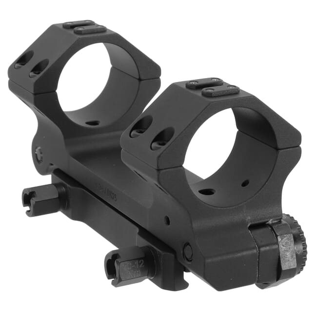 ERA-TAC Gen 2 Adjustable Inclination Mount 34mm/Height 25mm/Nuts 0-20 MRAD T5074-0025
