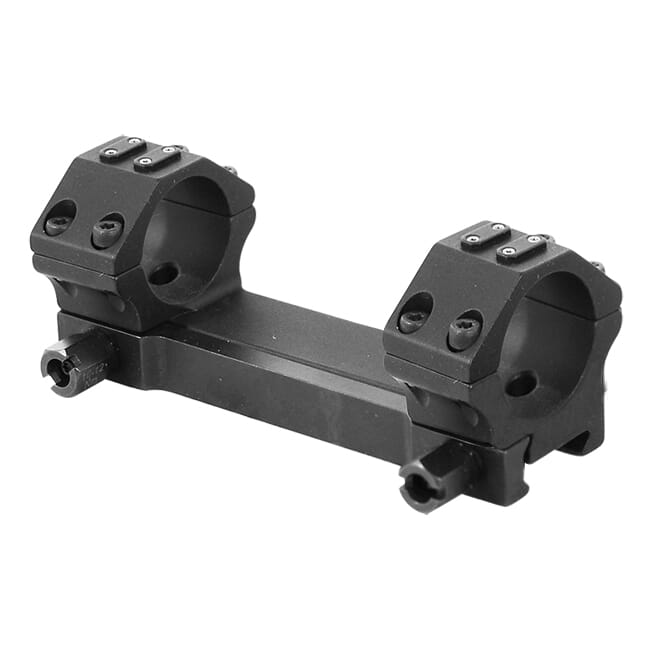 """ERA-TAC One-Piece Mount 30mm 0 MOA 25mm-.98"""" high MPN T2013-0010 USED UA1772 slight paint loss on screw heads. Otherwise excellent condition"""