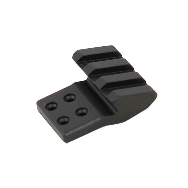 "ERA-TAC 35mm-1.378"" Side Picatinny-Adapter USED UA1819 Like New"