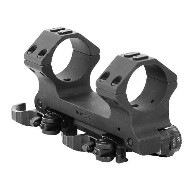 ERA-TAC ELR Adjustable Mount 36mm/Height 30mm/Levers, 80MOA-150MOA T1800-0088