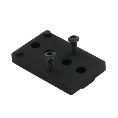 MRD MOUNTING PLATE FOR Trijicon RMRD PACKAGED WITH LI2 AWP 8110-MRD-T AWP 8110-MRD-T