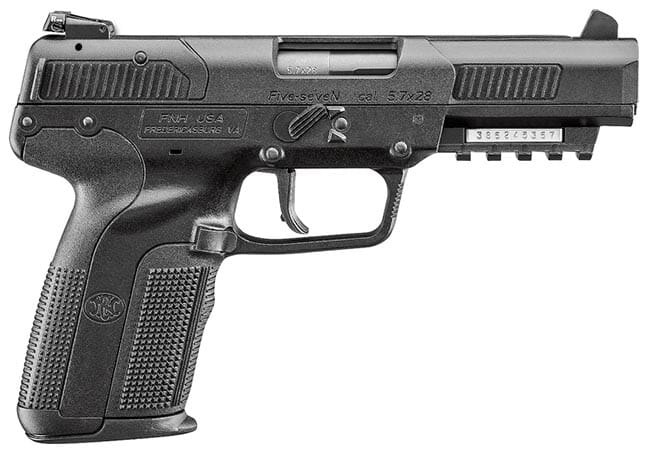 FN Five-seveN Blk (3) 10rd Adj Sight 3868929302