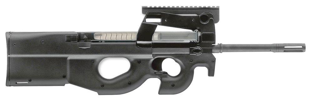 FN PS90 Standard Blk 10rd 3848950440
