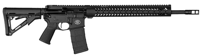 FN 15 Sporting Blk 18in 36301