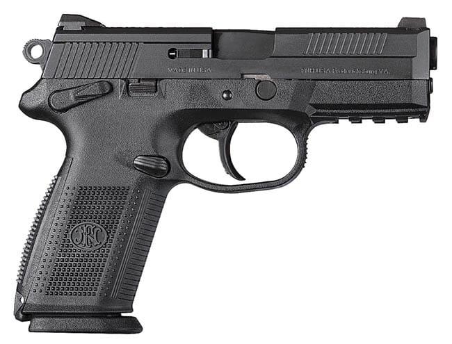 FNX-9 DA/SA MS Blk/Blk (3) 10rd 66836