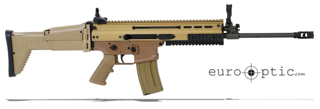 "FN SCAR 16S 5.56x45mm FDE 16"" 10rd 98601"