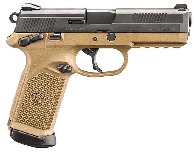 FNX-45 DA/SA MS FDE/Blk (3) 10rd 66965