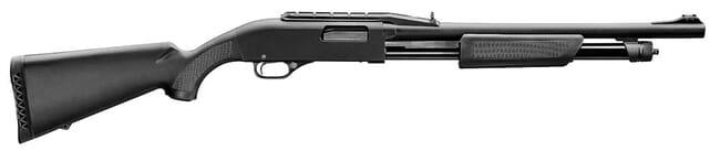FN P-12 Pump Shotgun 17800