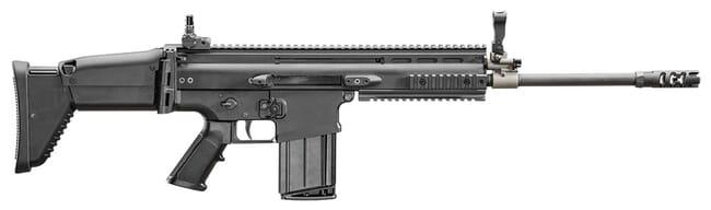 "FN SCAR 17S 7.62x51mm Blk 16"" 20rd 98561"