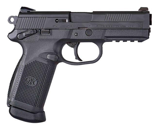 FNX-45 DA/SA MS Blk/Blk (3) 10rd 66961
