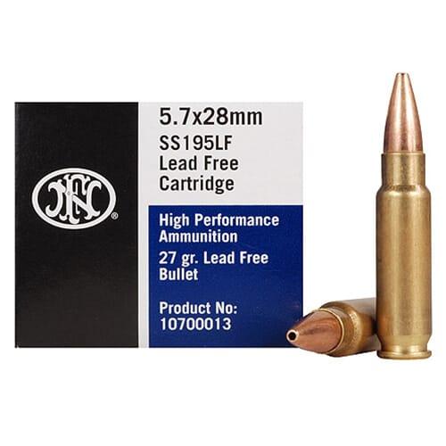 FN SS195LF 5.7x28 2000rd Case 10700012