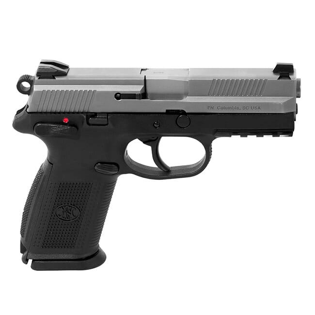 FNX-9 DA/SA MS Blk/SS (3) 17rd 66826