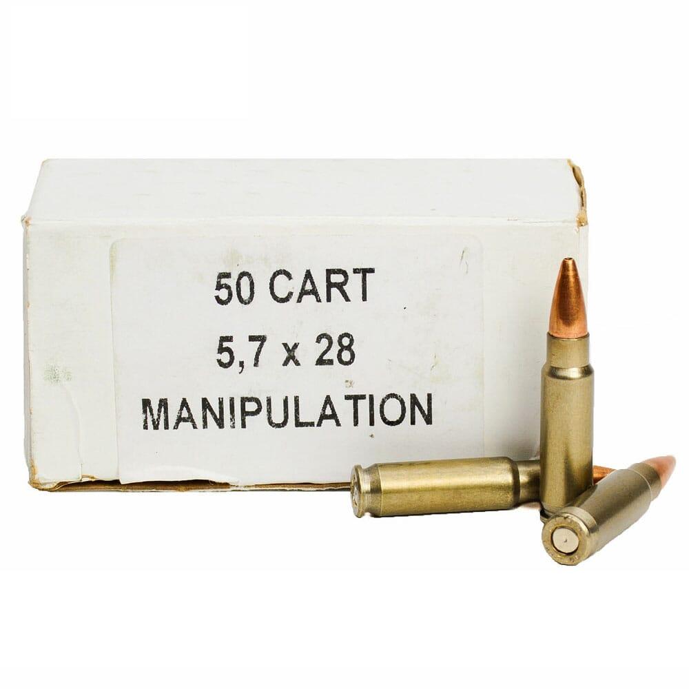 FN Dummy Ammo 5.7x28 50rd 10700005