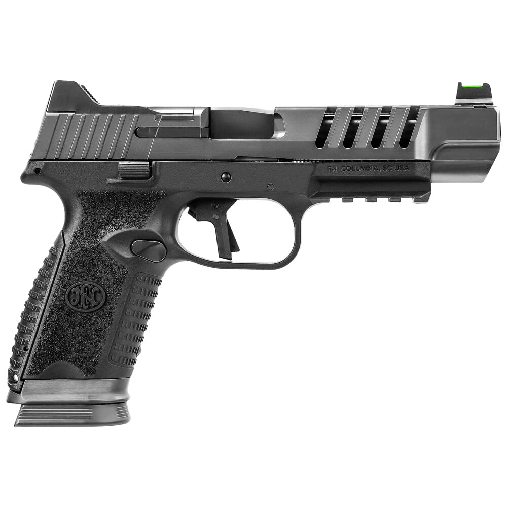 FN 509 LS Edge 9mm NMS BLK/GRY Pistol w/(3) 17rd Mags 66-100843