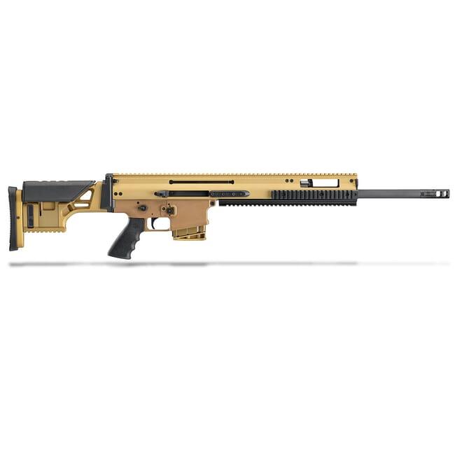 "FN SCAR 20S 7.62x51mm Flat Dark Earth 20"" 1:10"" 10rd Semi Automatic Rifle 38-100545"