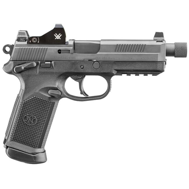 FN FNX-45 Tactical .45 ACP BLK/BLK NS Pistol w/ 2X15 Vortex Viper Red Dot 66-100864