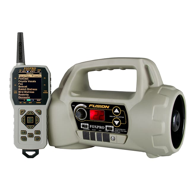FOXPRO Fusion Tan Digital Game Call