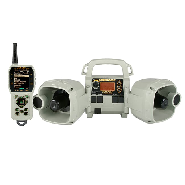 FOXPRO Shockwave Digital Game Call