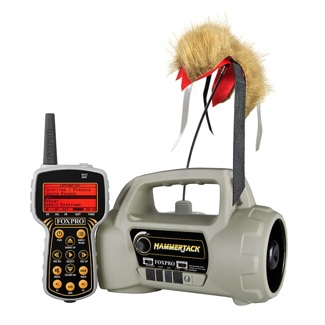 FOXPRO Hammer Jack Digital Game Call