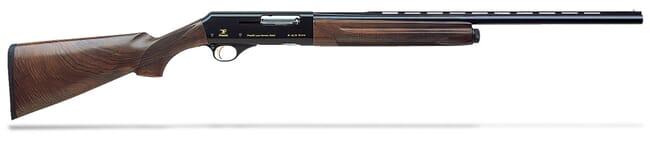 """Franchi 48 AL Deluxe 20ga 2-3/4"""" 26"""" A-Grade Satin Walnut, Polished-Blue 4+1 Semi-Auto Shotgun 40212"""