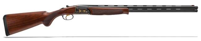 "Franchi Instinct LX 20ga 3"" 28"" AA Satin Walnut O/U Break Action Shotgun 41170"