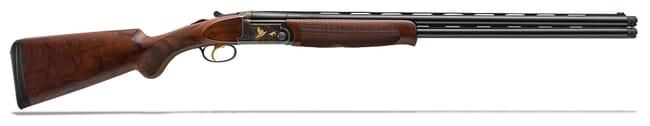 "Franchi Instinct LX 12ga 3"" 28"" AA Satin Walnut O/U Break Action Shotgun 41160"