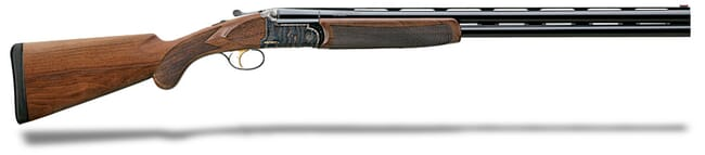 "Franchi Satin walnut Color Case Hardened Steel 28"" 12ga 40800"