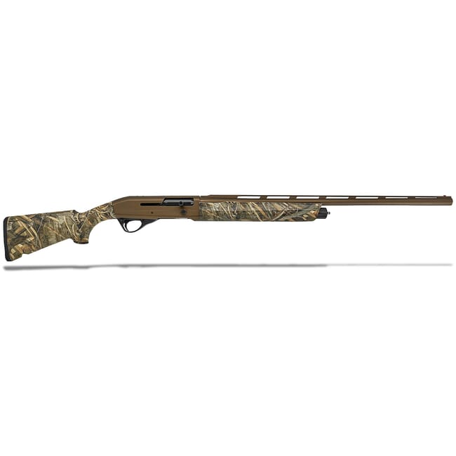 "Franchi Affinity 3 Compact 20ga 3"" 26"" Realtree Max-5/Burnt Bronze Synthetic 4+1 Semi-Auto Shotgun Plus Full-Size Affinity 3 Buttstock 41404"