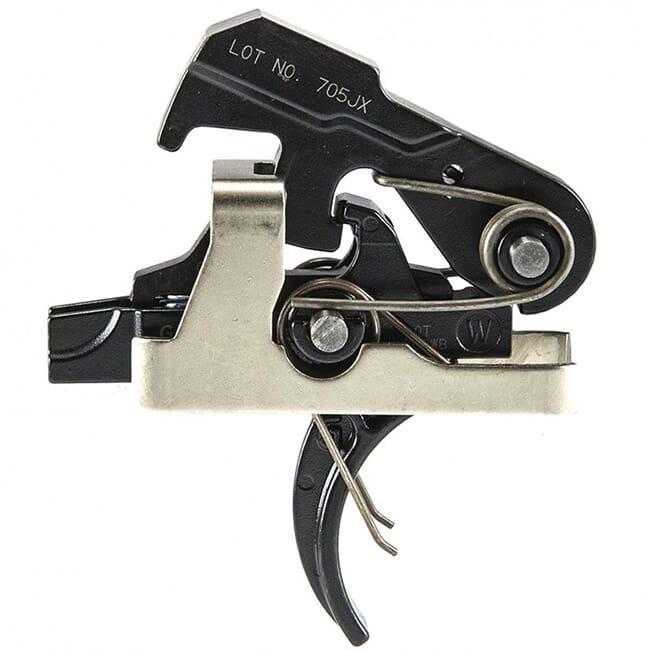 Geissele Super MCX SSA, Geissele Curve Trigger Bow 05-657