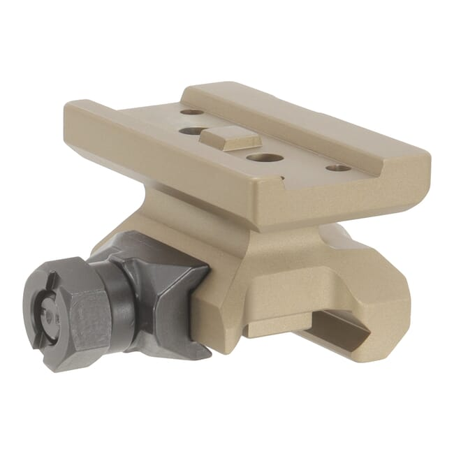Geissele Super Precision APT1 Desert Dirt Mount for Aimpoint T1 & T2 w/ Absolute Co-Witness 05-401S