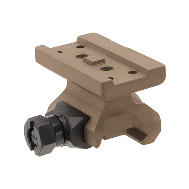 Geissele Super Precision APT1 Desert Dirt Mount for Aimpoint T1 & T2 w/ Lower 1/3 Co-Witness 05-469S