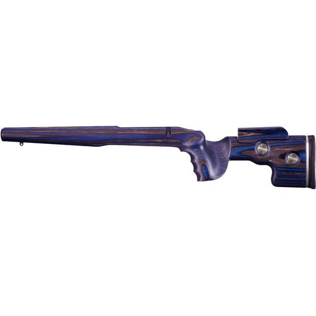 GRS Sporter, Blank LH, Black.Blue 103189