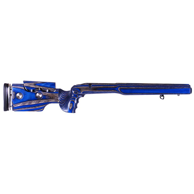 GRS Hybrid, Rem 700 BDL SA, Black/Blue