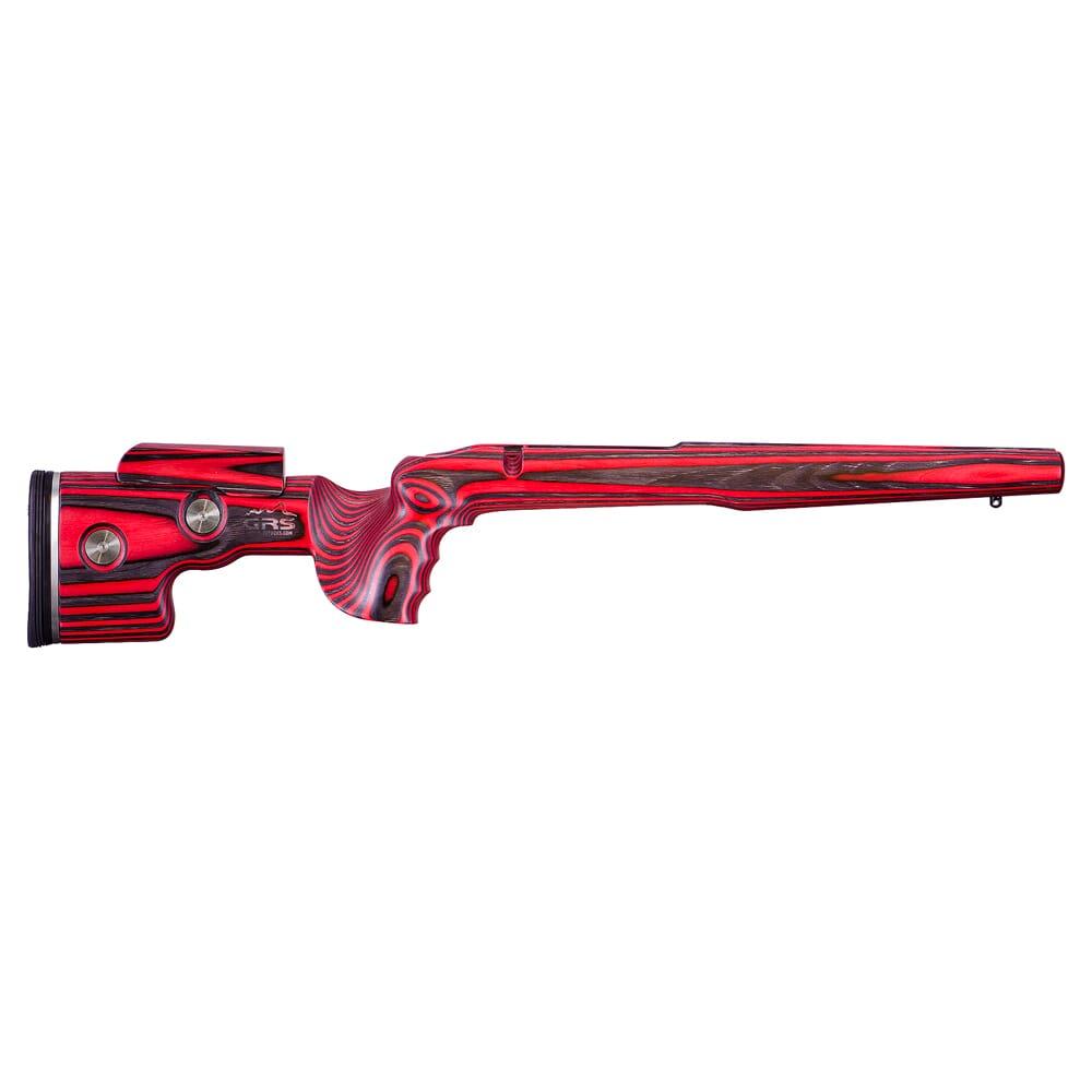 GRS Sporter Sauer 100 Black/Red 104081