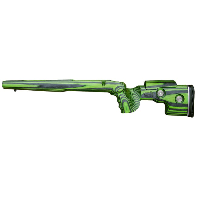 GRS Sporter Mauser M98 LH w/ RH Inlet Black/Green 104266