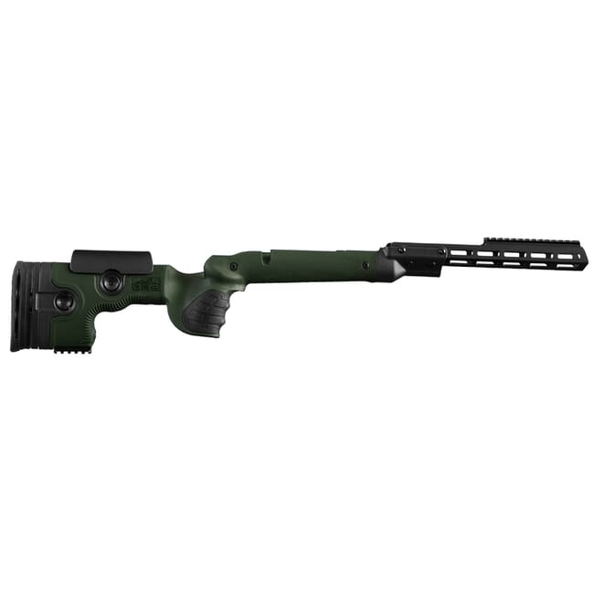 GRS Warg Remington 700 BDL LA Custom, Green 104644