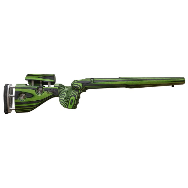 GRS Hunter, Mauser M03, Black.Green 104830