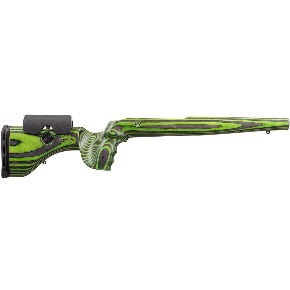 GRS Hunter Light Tikka T3/T3X Black/Green 105335