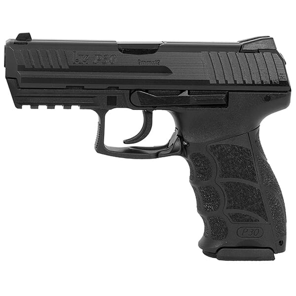 HK P30 V1 Light LEM 9mm Pistol M730901-A5