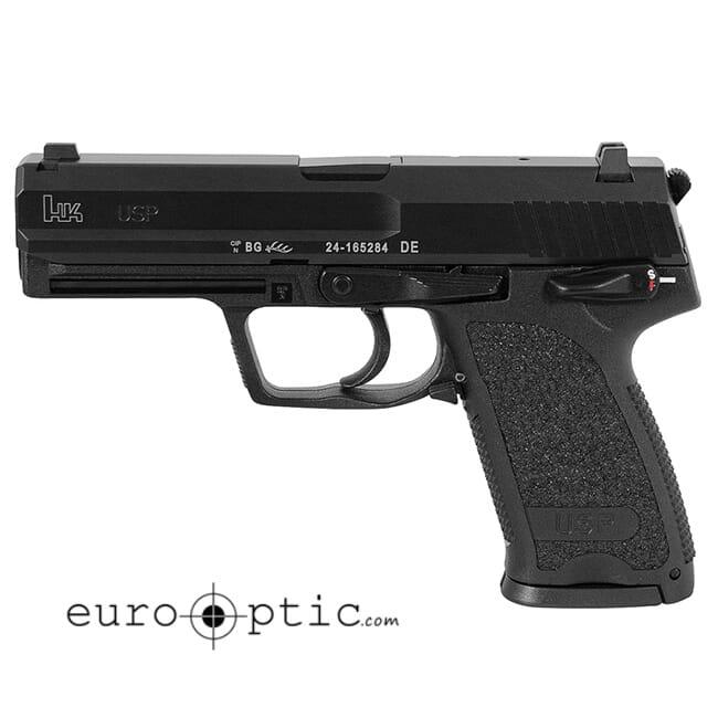 HK USP40 (V1) DA/SA 3 10rd mags night sgts 704001LEL-A5