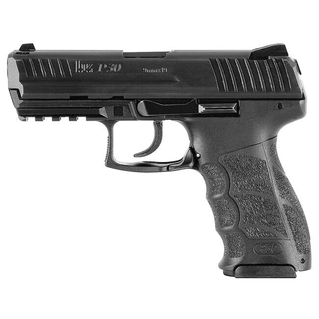 Heckler Koch P30 V3 9mm Pistol 730903-A5