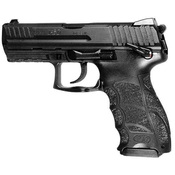 Heckler Koch P30S V3 .40 S&W Pistol 734003S-A5