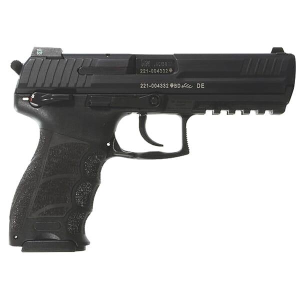 Heckler Koch P30LS V3 Officer .40 S&W Pistol 734003LSLE-A5