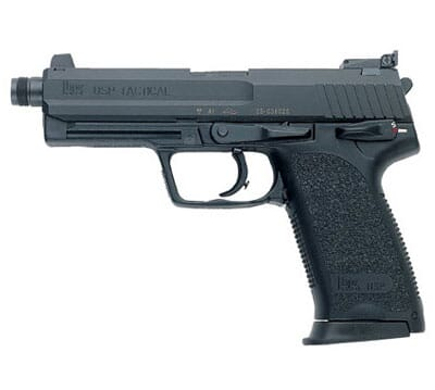 Heckler Koch USP9 Tactical V1 9mm Pistol 709001T-A5