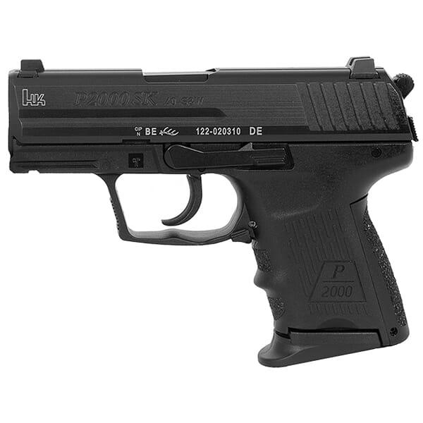 Heckler Koch P2000SK V3 .40 S&W Pistols HK-704303LE-A5
